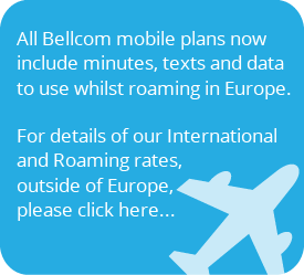 International and Roaming Rates